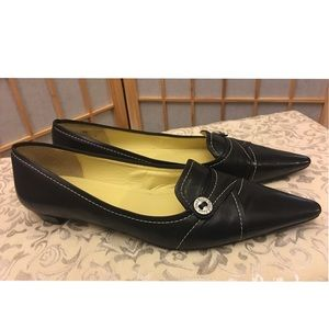 COLE HAAN Pointy Toe Flats